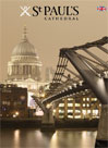 St Paul's Cathedral Souvenir Guidebook