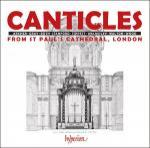 Canticles from St Paul's Cathedral
