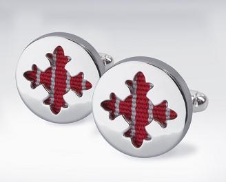 OBE Silverplated Cufflinks