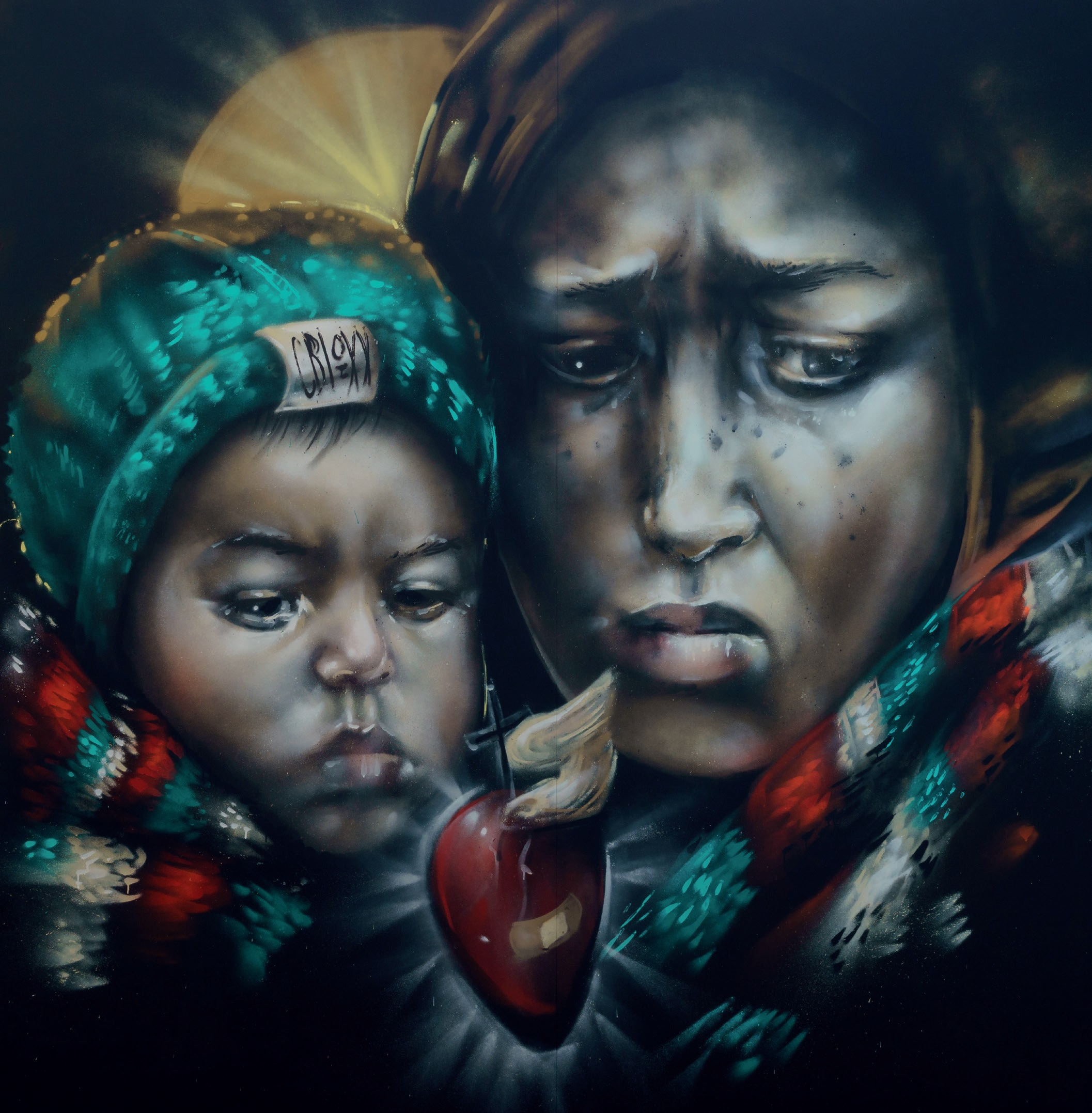 refugee mother and child by chinua achebe essay